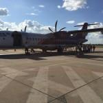 The dreaded ATR72!