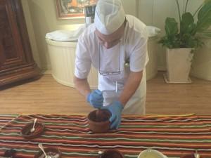 Making the 'Mojo Picon'