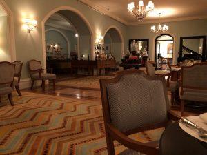 The Sea Lounge in the Taj