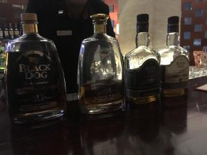 Black Dog comes in a variety of ages from cheap (my favourite) to expensive at £30 a shot!