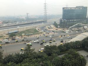 The chaos that is Indian traffic
