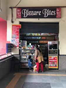 Bizarre Bites - would you eat there?